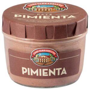 Pate Tarradellas Pimenta (125 g)