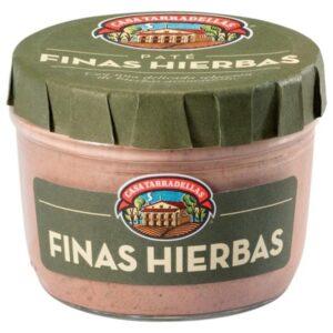 Pate Tarradellas Finas Hierbas (125 g)