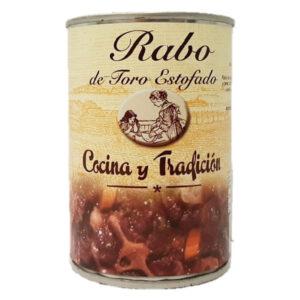 Rabo de Touro Cocina y Tradición ( 390 g ).