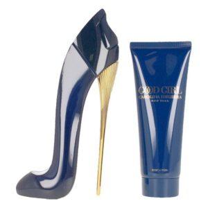 Conjunto de Perfume Mulher Good Girl Carolina Herrera (2 pcs)