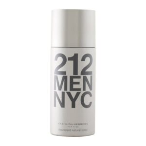 Desodorizante em Spray 212 Nyc Men Carolina Herrera (150 ml)