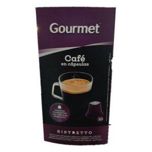 10 Cápsulas de café Gourmet Ristretto