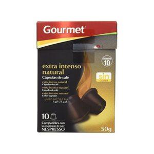 10 Cápsulas de café Gourmet