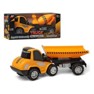 Camión Obras Públicas Amarelo 110822