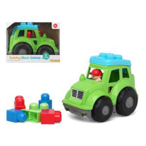 Camião com Blocos de Construção 114584 (6 pcs)