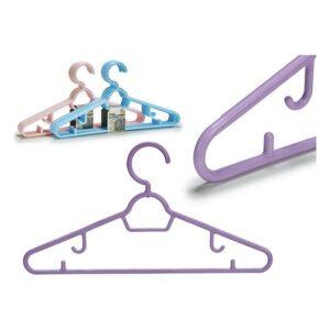 5 Cabides Plástico (4 x 20,5 x 39,5 cm)