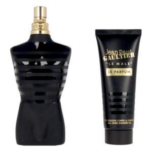 Conjunto de Perfume Homem Le Male Le Parfum Jean Paul Gaultier EDP (2 pcs)