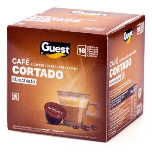 16 Cápsulas de café Macchiato Guest