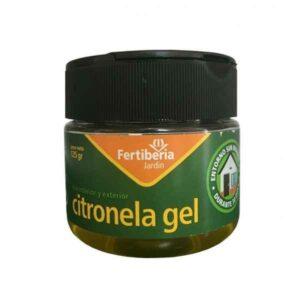 Repelente de mosquitos Fertiberia Citronela (125 g)