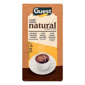 Café moído Guest Descafeinado (250 g)