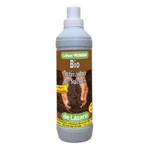 Fertilizante para plantas De Lázaro Bio Activador De solo (750 ml)