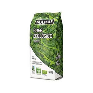 Café moído Mascaf Ecológico (250 g)