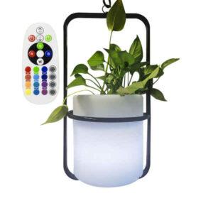 Vaso LED Ledkia IP65 2,5 W (RGBW) (24 x 55 cm)