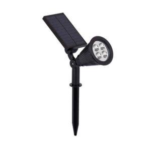 Projector LED Ledkia Meillion Solar IP65 (Branco Quente 2800K - 3200K) (200 Lm)