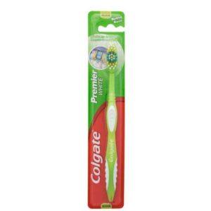 Escova de Dentes Colgate Premier White