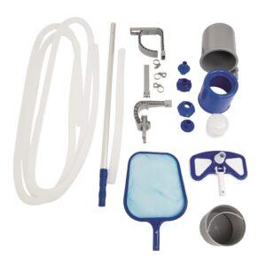 Kit para manutenção de piscinas Flowclear Deluxe 58237 - PORTES GRÁTIS