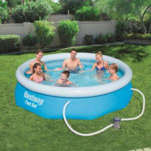 Conjunto de piscina Fast Set 305x76 cm 57270 - PORTES GRÁTIS