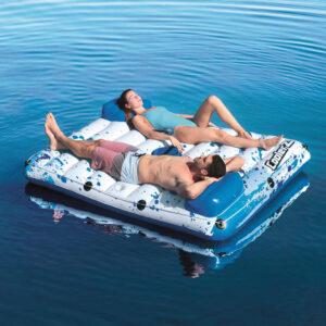Bóia de piscina Side 2 Side Floating Lounge 43119 - PORTES GRÁTIS