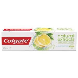 Pasta de dentes Natural Extracts Colgate (75 ml)