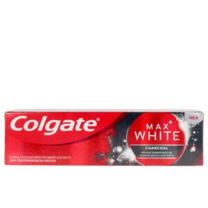 Pasta de dentes Max White Carbon Colgate (75 ml)