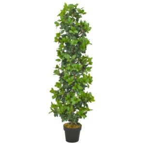 Planta loureiro artificial com vaso 150 cm verde - PORTES GRÁTIS