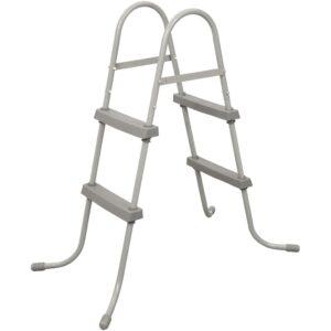 Escada para piscinas com 2 degraus Flowclear 84 cm - PORTES GRÁTIS
