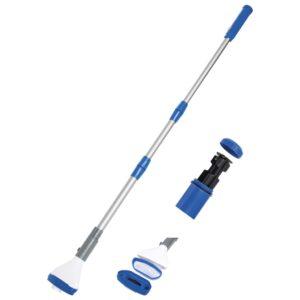 Aspirador de piscinas elétrico AquaScan - PORTES GRÁTIS