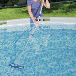kit para limpeza de piscinas AquaClean - PORTES GRÁTIS
