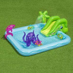 Centro recreativo aquático 239x206x86 cm - PORTES GRÁTIS