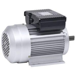 Motor monofásico elétrico alumínio 1,5kW/2HP 2 polos 2800 RPM - PORTES GRÁTIS