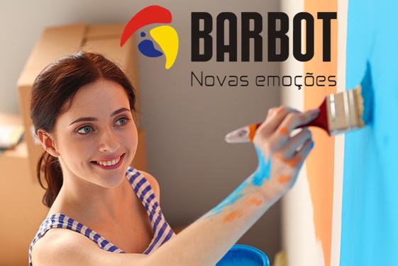 Barbot - Tintas e Vernizes Interior / Exterior