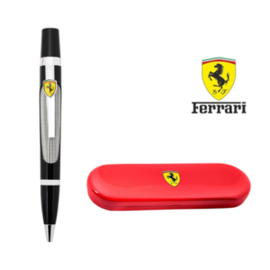 Caneta Ferrari® PN57186 Fiorano Ball Black