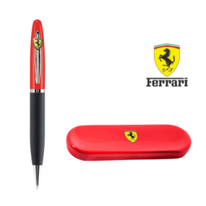 Caneta Ferrari® PN57188 Maranello Ball Red