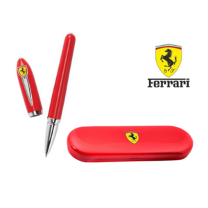 Caneta Ferrari® PN58288 Mugello Ball Point Red