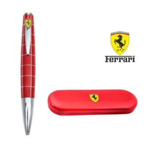 Caneta Ferrari® PN58946 Silverstone Red