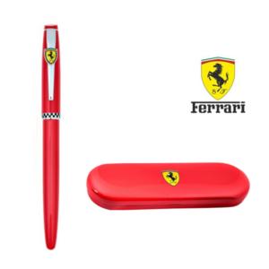 Caneta Ferrari® PN58951 Monaco Roller Red