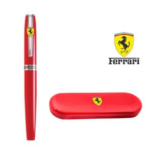 Caneta Ferrari® PN59410 Monza Ball Point Red