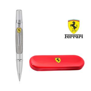 Caneta Ferrari® PN59416 Fiorano Ball Silver