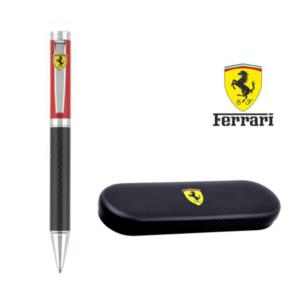 Caneta Ferrari® PN60476 Daytona Ball Point Red/Black