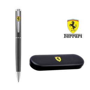 Caneta Ferrari® PN60478 Modena Ball Point Grey