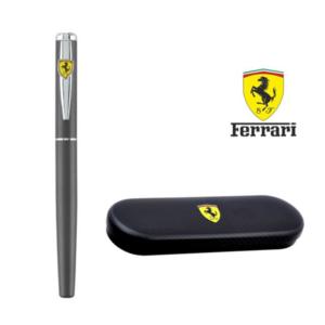 Caneta Ferrari® PN60479 Modena Roller Grey