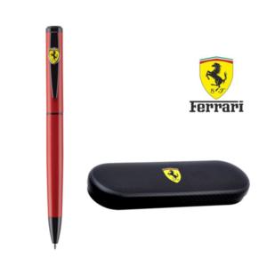 Caneta Ferrari® PN61001 Shanghai Ball Point Red Mate