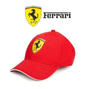 Ferrari® Boné SF Classic Rosso Corsa de Criança