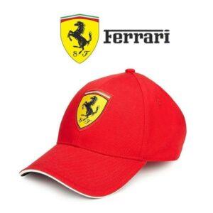 Ferrari® Boné SF Classic Vermelho