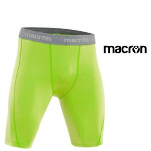Macron® Calções para Prática de Desportos - Verde