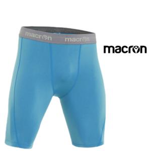 Macron® Calções para Prática de Desportos - Azul Claro