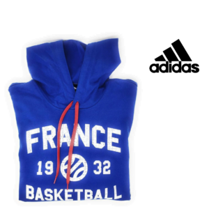 Adidas® Sweatshirts França Basketball- Tamanho M