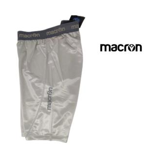Macron® Calções para Prática de Desportos - Prateado