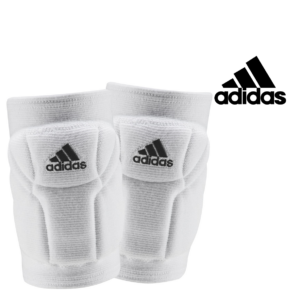 Adidas® Joelheiras Elite Volleyball  White Black