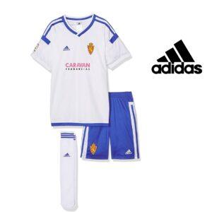 Adidas® Conjunto de Futebol Oficial Real Zaragoza  - 3 Peças